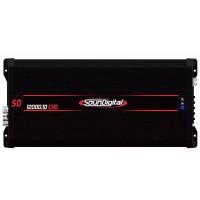 Módulo Amplificador Digital SounDigital SD12000.1 12KW Evolution II - 1 Canal - 13700 Watts RMS - 1 Ohm