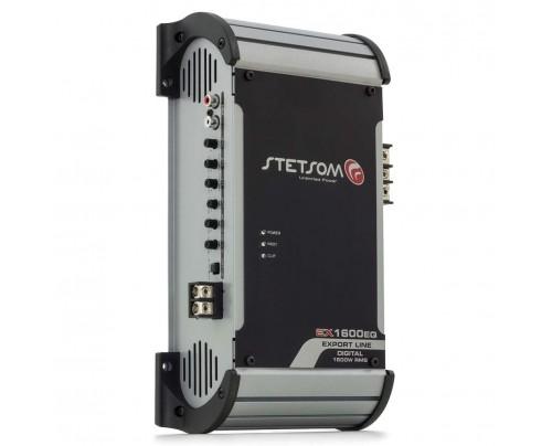 Módulo Amplificador Digital Stetsom EX1600EQ - 1 Canal - 1700 Watts RMS
