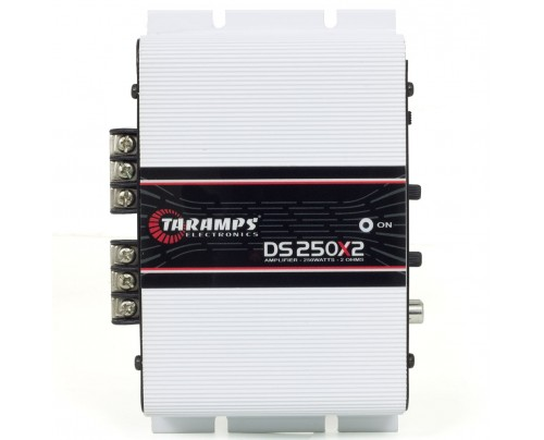 Módulo Amplificador Digital Taramps DS250x2 Canais - 250 Watts RMS