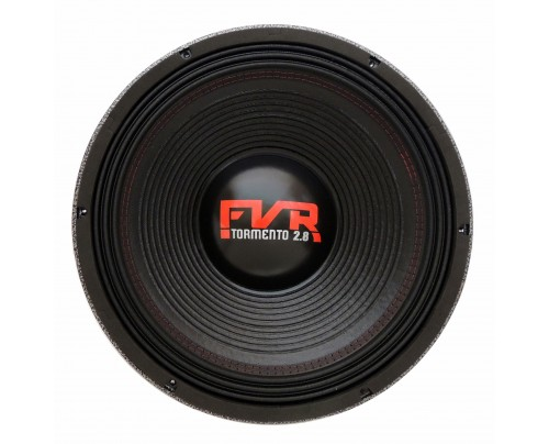 Alto Falante Tormento FVR 2.8 1400w rms 15 Polegadas