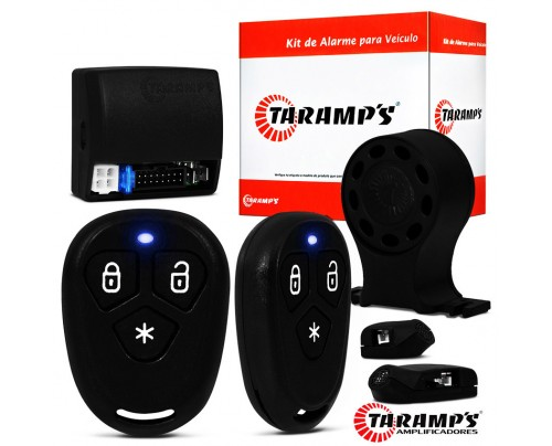 Kit de Alarme Automotivo Taramps TW20 Universal