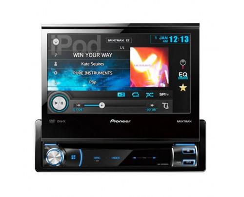 DVD Pioneer AVH-X6550 Mixtrax Retrátil