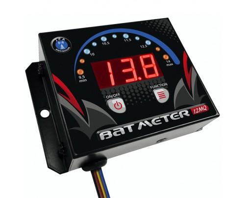 Medidor de Bateria JFA - Bat Meter Quadrado
