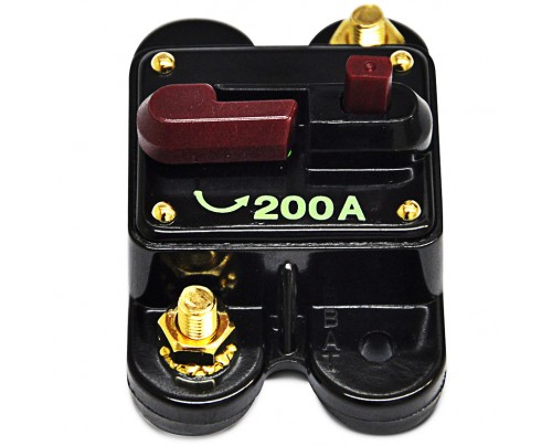 Disjuntor Automotivo 70A, 100A, 140A e 200A