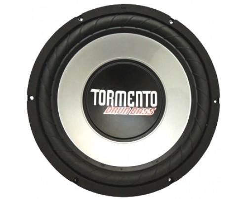 Alto Falante Subwoofer Tormento Drum Bass 12 Pol. 200 Wrms 4 Ohms