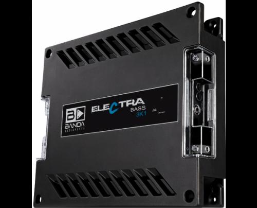 Módulo Amplificador Banda Electra Bass 3k1/3k2 3000 Wrms