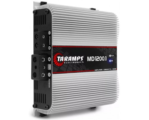 Módulo Amplificador Taramps MD1200.1 - 1200W RMS - 1 Canal