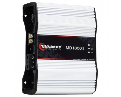 Módulo Amplificador Digital Taramps MD 1800.1 Canal - 1800 Watts RMS - 4 Ohms