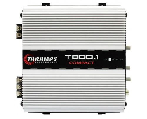 Módulo Amplificador Taramps T800.1 Compact Class D Amplifier 800W