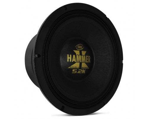 Woofer Eros E-12 Hammer 5.2K 12 Polegadas - 2600 Watts RMS