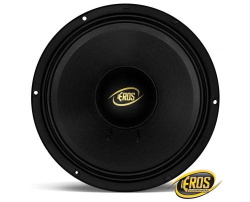 Woofer Eros E-510 LC Black 10 Polegadas - 500 Watts RMS