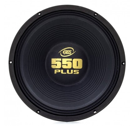 "Woofer 12"" Eros E-12 550 Plus - 550 Watts RMS"