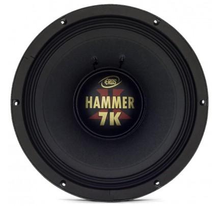 """Woofer 12"""" Eros E-12 Hammer 7K - 3500 Watts RMS"""
