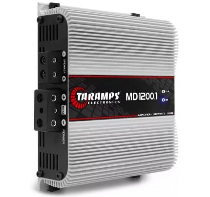 Módulo Amplificador Taramps MD1200.1 - 1200W RMS - 1 Canal