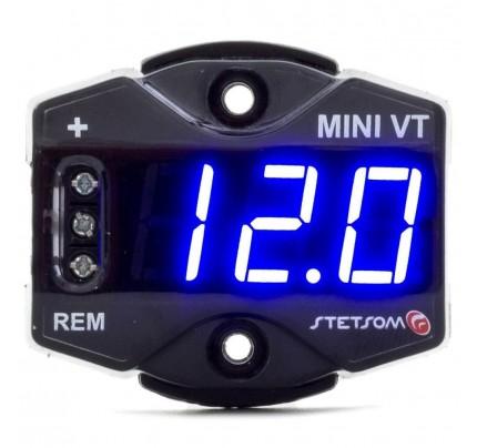 Voltímetro Digital Stetsom Mini VT - 7 a 30 Volts