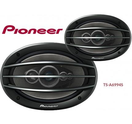 Par de alto falante 6x9 Pioneer Ts-a6994s 5 Vias - 600 Watts