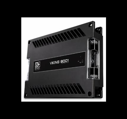 Módulo Amplificador Banda Viking 8000 - 1 e 2 Ohms - 1 Canal
