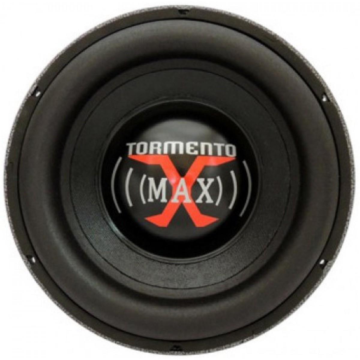 Alto Falante Subwoofer Tormento X Max 1000w rms 12 Polegadas