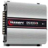 Módulo Amplificador Digital Taramps DS800x4 V2 - 4 Canais - 800 Watts RMS 2 Ohms