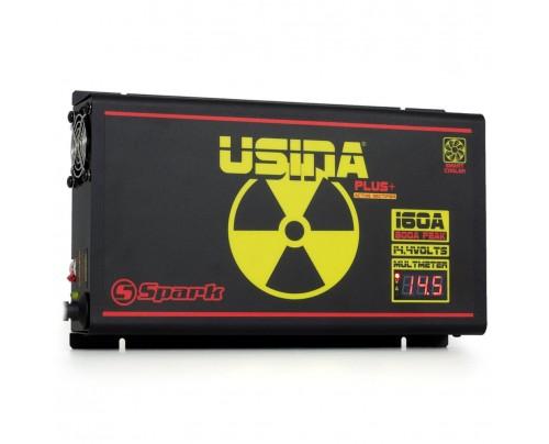 Fonte Automotiva Digital Spark Usina 160A Plus+ Smart Cooler - Bivolt - Multímetro e Amperímetro