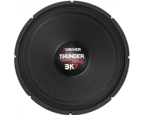Alto Falante 7driver 18 Thunder Bass 7 Driver 3k7 4 Ohms