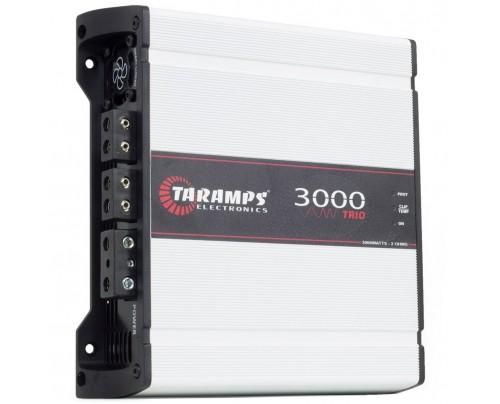Módulo Amplificador Digital Taramps 3000 Trio - 1 Canal com 2 Vias 2 Ohms - 3000 Watts RMS