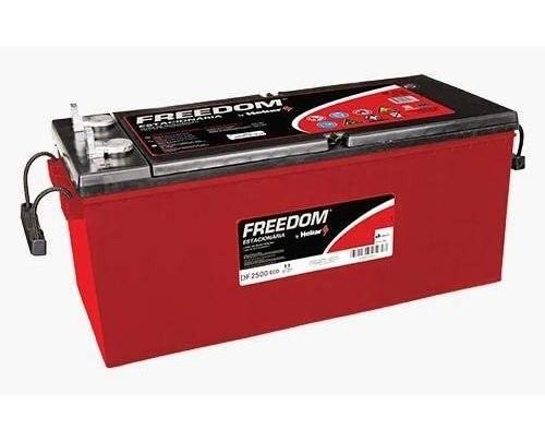 Bateria Estacionária Freedom Df2500 - 150ah / 165ah