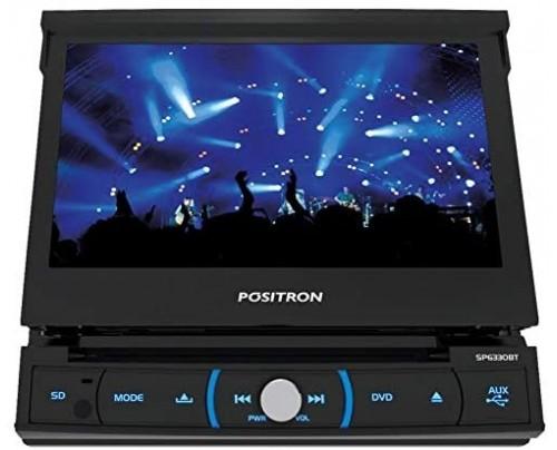 Dvd Player 1 Din, Pósitron, 13026000