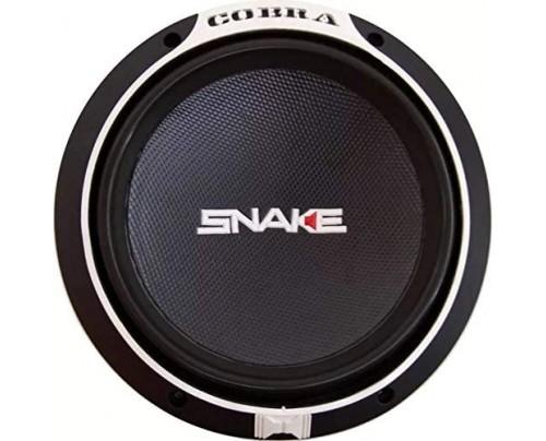 """Alto Falante Subwoofer Snake 12"""" Cobra 500W RMS 2+2 Ohms"""