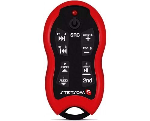 Controle Longa Distância Stetsom Sx-2 500 Metros Led Vermelho
