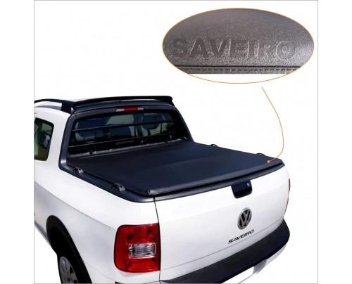 Capota Marítima Saveiro G5 G6 G7 Cabine Dupla Volkswagen - Com Gancho - Solar Slim Exclusive