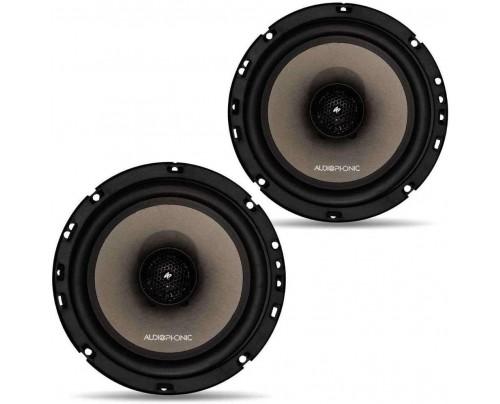 Alto Falante 6 Polegadas Coaxial Audiophonic Coaxial Cs 650V2 - 110W Rms, Audiophonic, Coaxial Cs 650V2 Cs 650V2