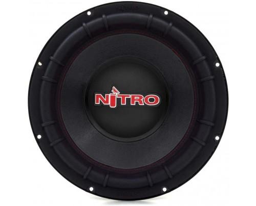 "Subwoofer 12"" Spyder Nitro G5-700 Watts Rms - 4 + 4 Ohms"