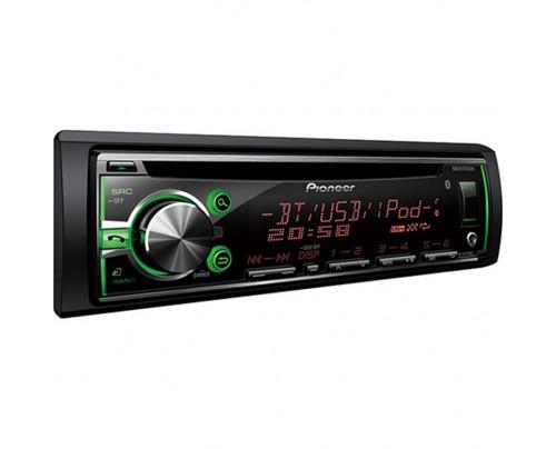 CD Player Pioneer com Bluetooth Mixtrax