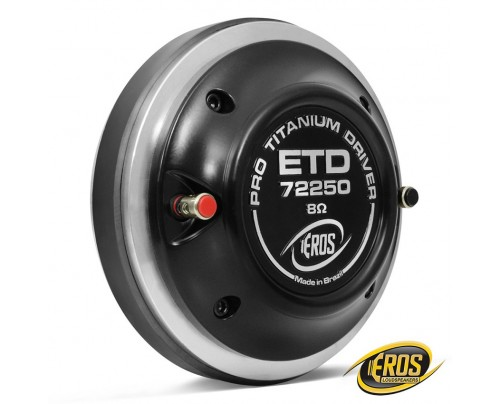 Driver Eros ETD-72250 125 Watts RMS