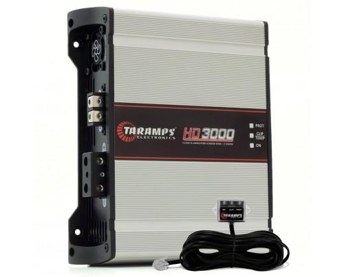 Módulo Amplificador Taramps HD 3000 V2 1 Canal - 3598 Watts RMS 2 Ohms