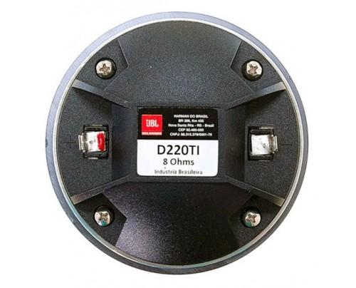 Driver p/ Corneta JBL Selenium Titânio D220 Ti 80 Watts RMS
