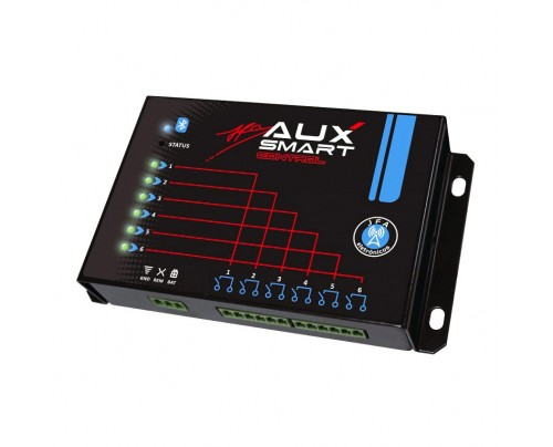 Módulo JFA Auxiliar Control para Smart Control