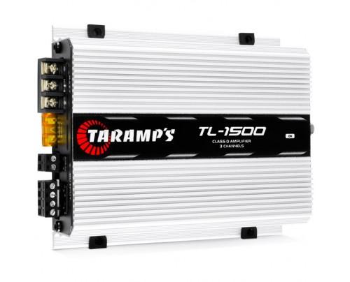 Módulo Amplificador Digital Taramps TL1500 - 3 Canais - 390 Watts RMS