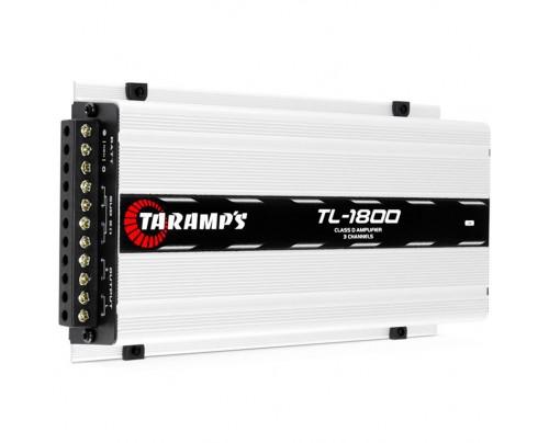 Módulo Taramps Tl1800 - 530 Watts RMS 3 Canais