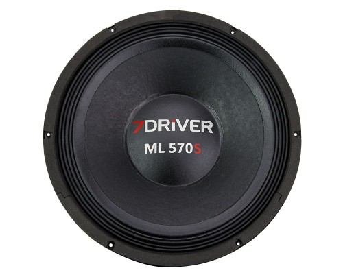 Woofer 7Driver ML 570S 12 Pol. 570 RMS 4 Ohms
