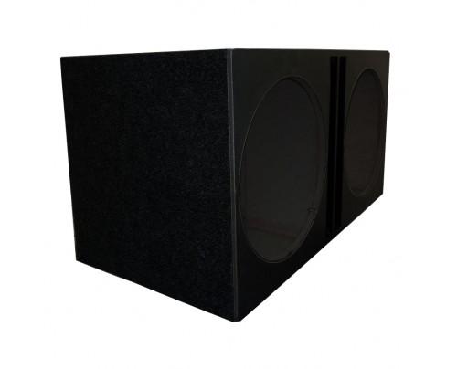 Caixa Dutada Infinity Bass 18 Pol para Woofers e Subwoofers de até 3000 RMS cada