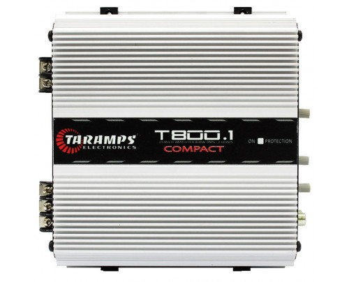Módulo Amplificador Taramps T800.1 Compact Class D Amplifier 800W 2 Ohms