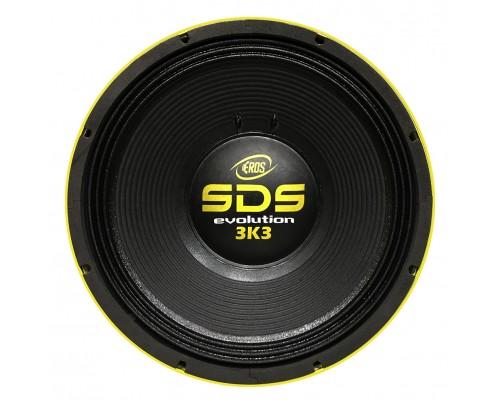 Woofer Eros SDS 3K3 15 Polegadas E-15 - 1650 Watts RMS 4 Ohms
