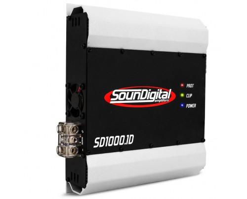 Módulo Amplificador SOUNDIGITAL SD1000 1000W RMS