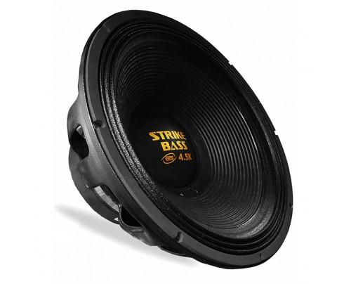 Woofer Eros E-18 Strike Bass 4.5 K 18 Polegadas - 2250 Watts RMS