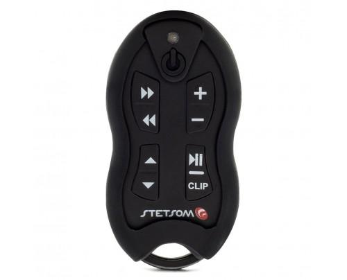 Controle Remoto Universal a Distância Stetsom SX Clip 16 Funções 300 m.  Cor: Preto