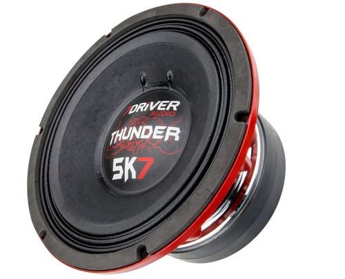 Woofer 7Driver THUNDER 5K7 12 Pol 2850 RMS 4 Ohms