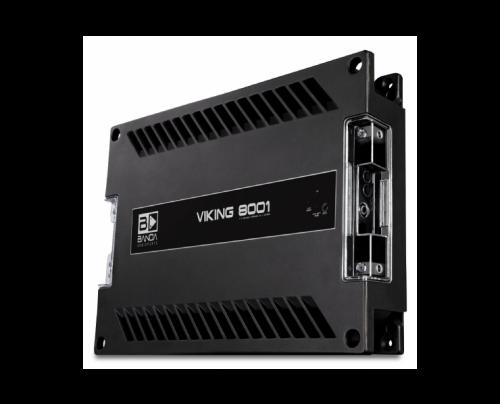Módulo Amplificador Banda Viking 8000 - 2 Ohms - 1 Canal