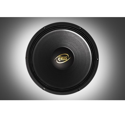 """Woofer 10"""" Eros E-310LC - 300 Watts RMS"""